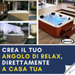 Minipiscine SPA Jacuzzi® - Arredo Ceramica