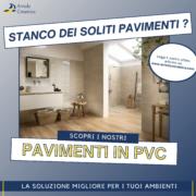 Pavimenti in PVC - Arredo Ceramica